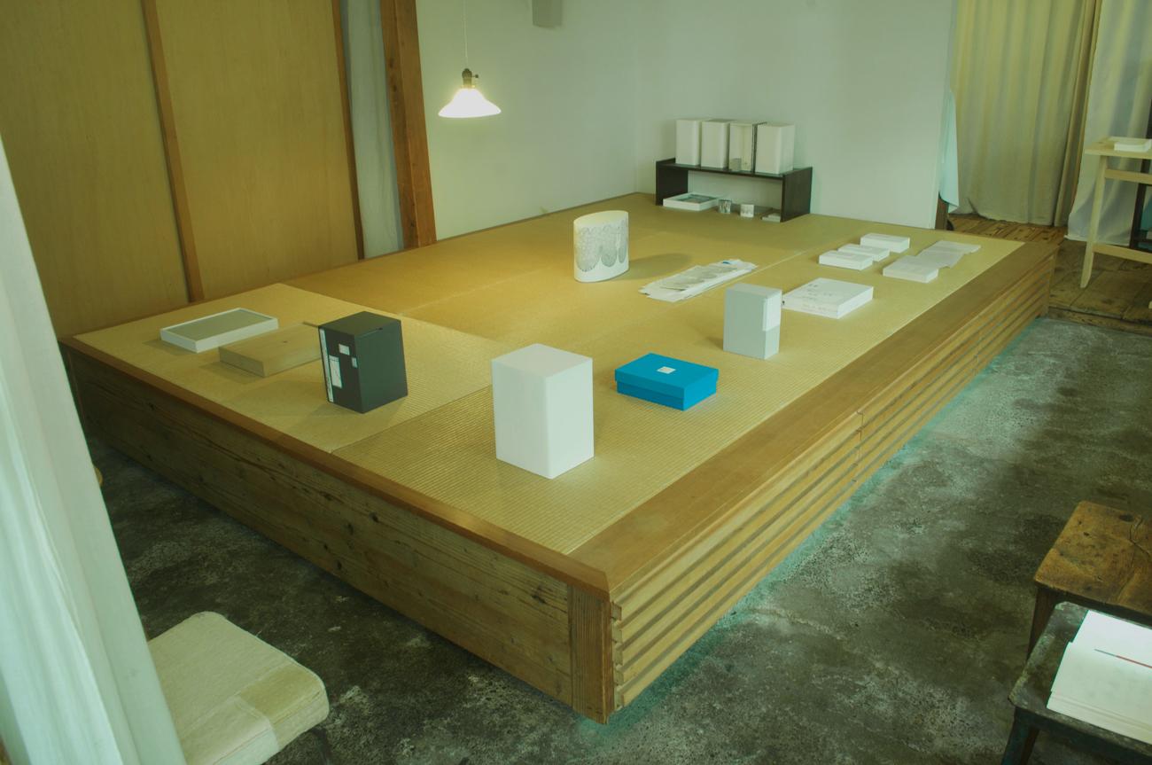 展覧会 『8 Books & 8 Boxes + 1』