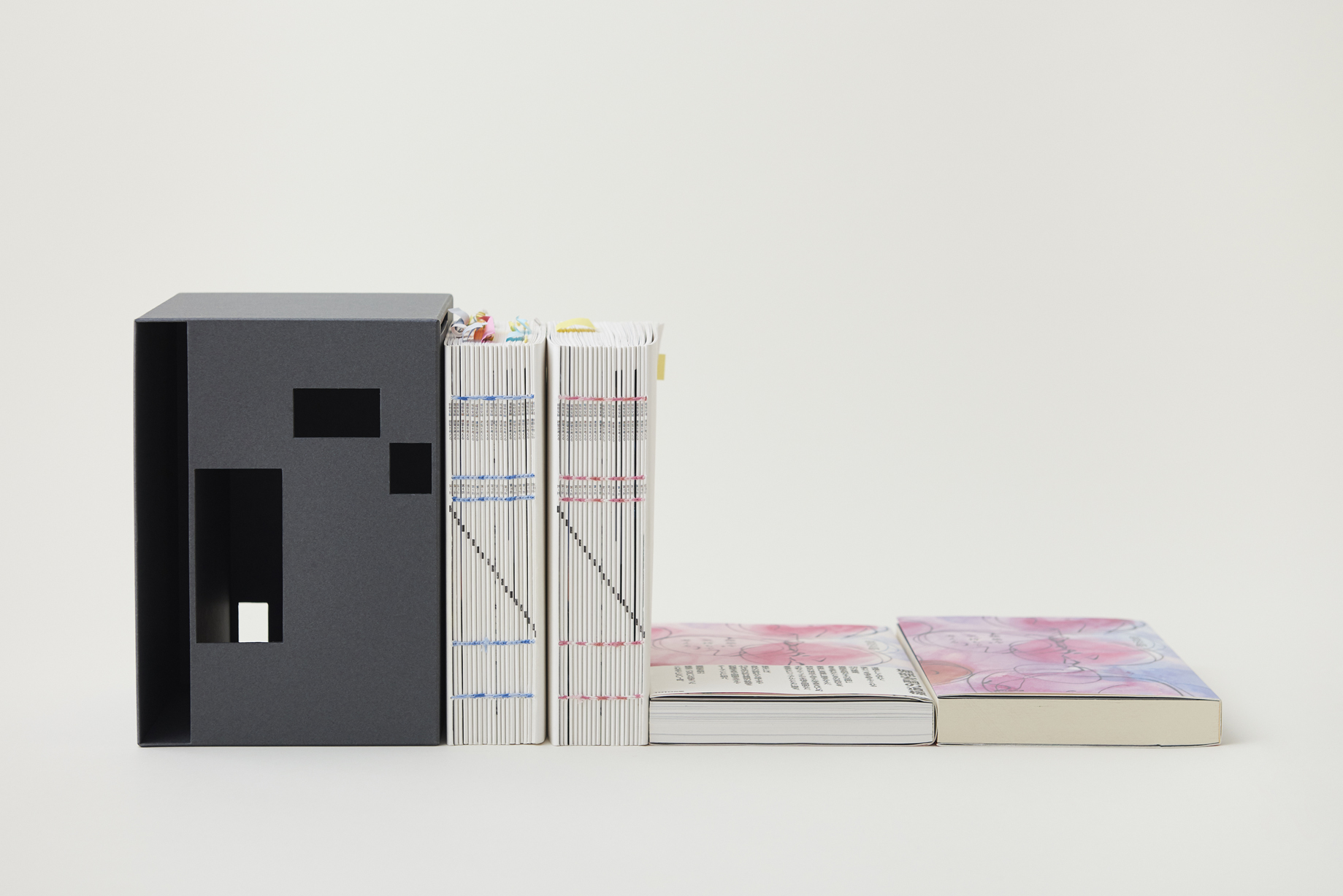 8Books & 8Boxes  『建築を気持ちで考える』
