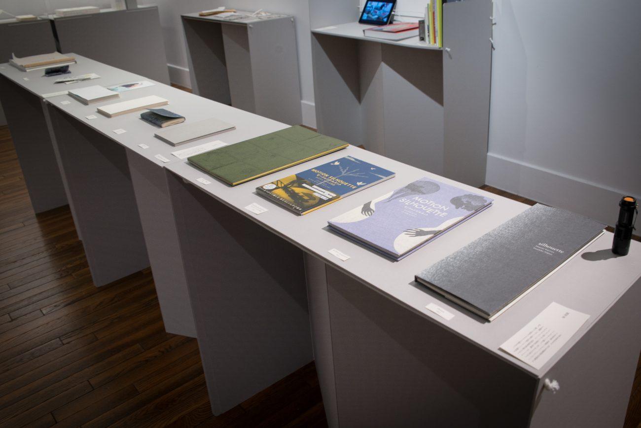 個展『紙と物語で本になる』